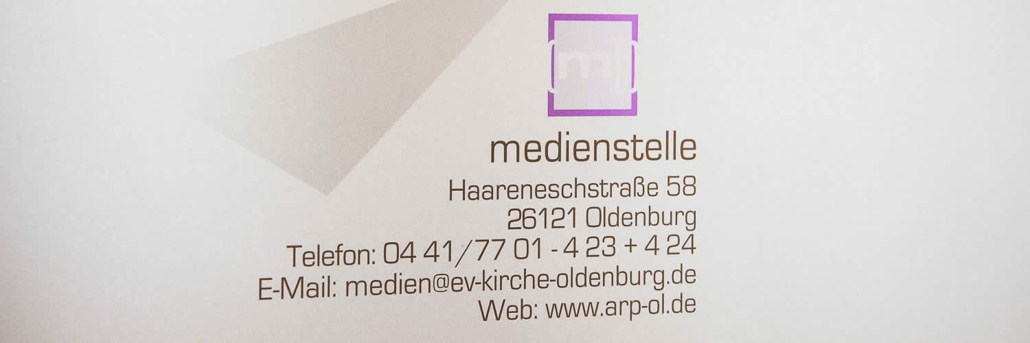 ARP Oldenburg Medienangebot
